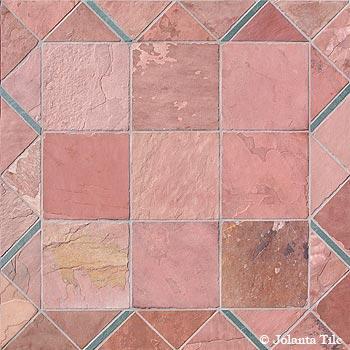 Cinnamon Red Slate Tile